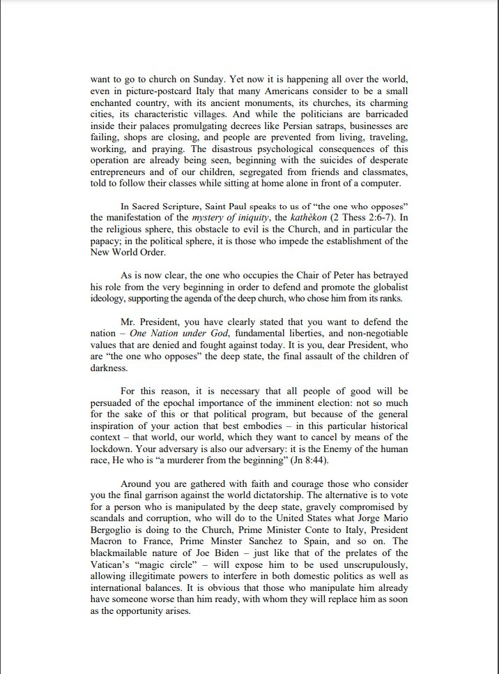 Archbishop of Ulpiana Letter 3