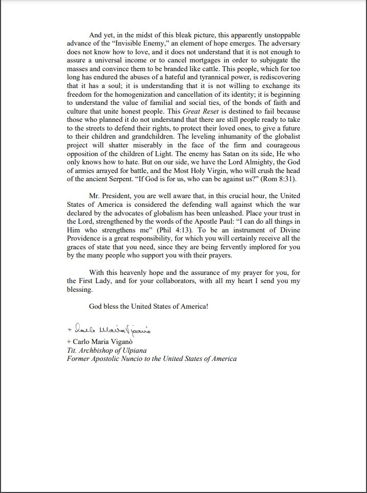 Archbishop of Ulpiana Letter 4